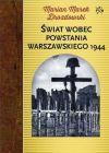 Okładka książki - Świat wobec Powstania Warszawskiego 1944