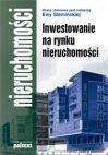 Okładka książki - Inwestowanie na rynku nieruchomości