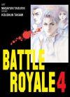 Okładka ksiązki - Battle Royale tom 4
