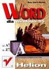 Okładka książki - Word dla Windows 95