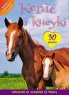 Okładka ksiązki - Konie i kucyki. Książa z plakatami