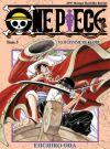 Okładka książki - One Piece. Tom 3