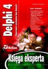 Okładka książki - Delphi 4. Tworzenie systemów baz danych. Księga eksperta