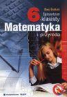 Okładka ksiązki - Matematyka i przyroda - Sprawdzian 6-klasisty