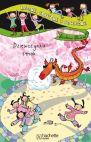 Okładka książki - Dziewczynka smok