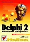 Okładka książki - Delphi 2. Vademecum profesjonalisty