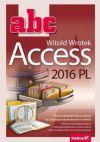 Okładka ksiązki - ABC Access 2016 PL