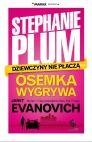 Ok�adka - Stephanie Plum. �semka wygrywa