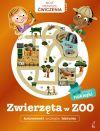 Okładka ksiązki - Zwierzęta w zoo. Moje Pierwsze Ćwiczenia