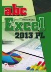 Okładka ksiązki - ABC Excel 2013 PL