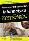 Ok�adka - Komputer dla senior�w. Informatyka dla bystrzak�w