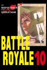 Okładka ksiązki - Battle Royale tom 10