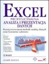 Ok�adka - Excel. Profesjonalna analiza i prezentacja danych