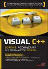 Okładka - Visual C++. Gotowe rozwiązania dla programistów Windows