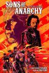 Okładka książki - Sons of Anarchy. Synowie Anarchii