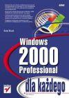 Ok�adka - Windows 2000 Professional dla ka�dego