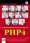 Ok�adka - PHP4. Zaawansowane programowanie