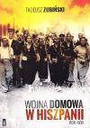 Okładka książki - Wojna domowa w Hiszpanii 1936-1939