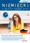 Okładka książki - Niemiecki w 15 minut każdego dnia dla początkujących