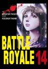Okładka książki - Battle Royale tom 14