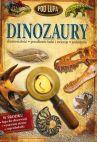 Ok�adka - Dinozaury. Pod lup�
