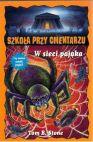 Okładka książki - W sieci pająka