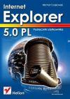 Okładka książki - Internet Explorer 5.0 PL. Podręcznik użytkownika