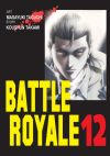 Okładka ksiązki - Battle Royale tom 12