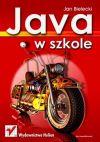 Okładka książki - Java w szkole