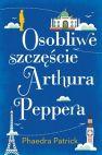 Ok�adka - Osobliwe szcz�cie Arthura Peppera