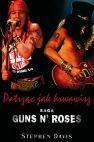 Okładka ksiązki - Patrząc jak krwawisz. Saga Guns N