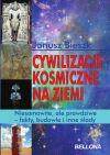 Okładka książki - Cywilizacje kosmiczne na ziemi