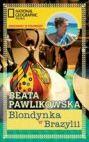 Okładka ksiązki - Blondynka w Brazylii