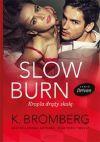 Okładka ksiązki - Slow Burn. Kropla drąży skałę. Seria Driven