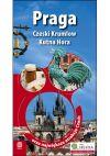 Okładka książki - Praga, Czeski Krumlow, Kutna Hora oraz największe atrakcje Czech. Wydanie 1