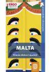 Okładka książki - Malta. Kraina słońca i opuncji. Przewodnik rekreacyjny. Wydanie 1