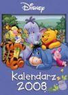 Ok�adka - Kalendarz �cienny 2008. Kubu� Puchatek