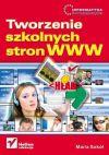 Okładka ksiązki - Tworzenie szkolnych stron WWW