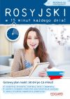 Okładka książki - Rosyjski w 15 minut każdego dnia dla początkujących