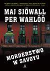 Okładka książki - Morderstwo w Savoyu