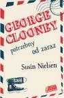 Okładka książki - George Clooney potrzebny od zaraz