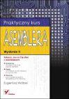 Okładka książki - Praktyczny kurs asemblera. Wydanie II