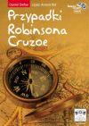 Okładka książki - Przypadki Robinsona Cruzoe. Audiobook