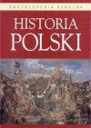Okładka - Encyklopedia szkolna. Historia Polski
