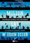 Okładka książki - Milion lat w jeden dzień