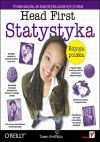 Ok�adka - Head First. Statystyka. Edycja polska