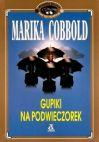 Okładka książki - Gupiki na podwieczorek