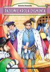 Okładka książki - Paziowie króla Zygmunta