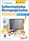 Ok�adka - Informatyka Europejczyka. iPodr�cznik dla szko�y podstawowej, kl. IV - VI