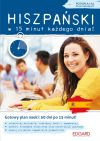 Okładka książki - Hiszpański w 15 minut każdego dnia dla początkujących